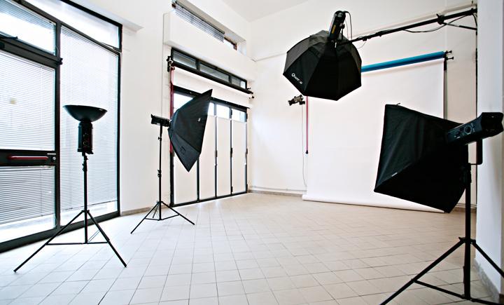 Noleggio fotografico a roma studio fotografico a roma for Arredamento studio fotografico