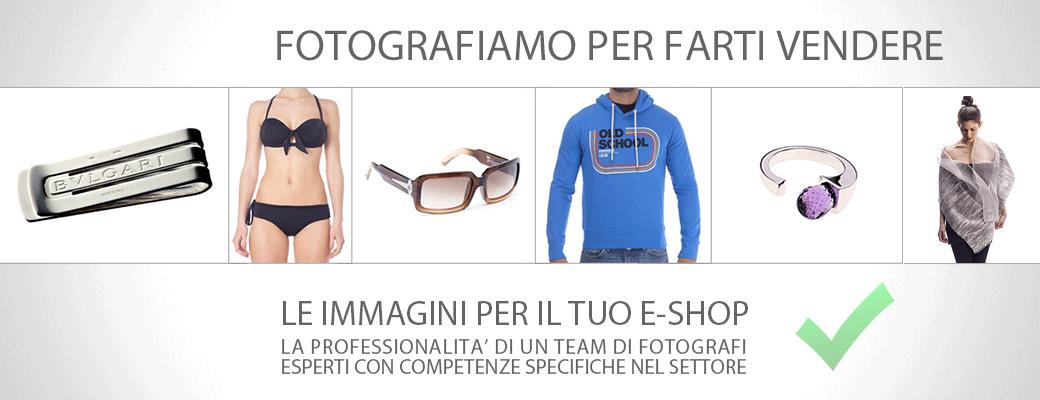 Foto per E-commerce e E-shop a Roma
